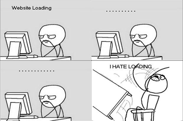slow-website-load-time