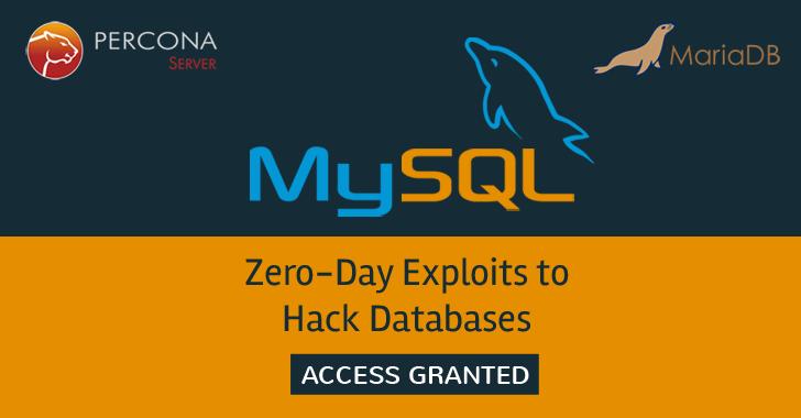 كارثه امنيه جديده، ثغرة ل MySQL,MariaDB,PerconaDB تهدد جميع الاصدارات